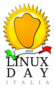 Linux Day 2010 Logo